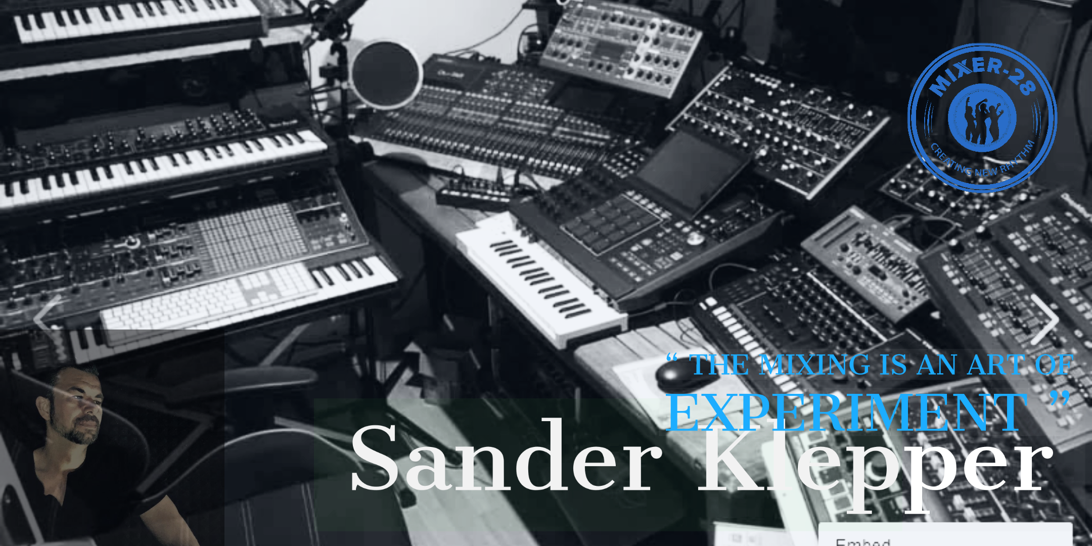 Sander Klepper- The specialist