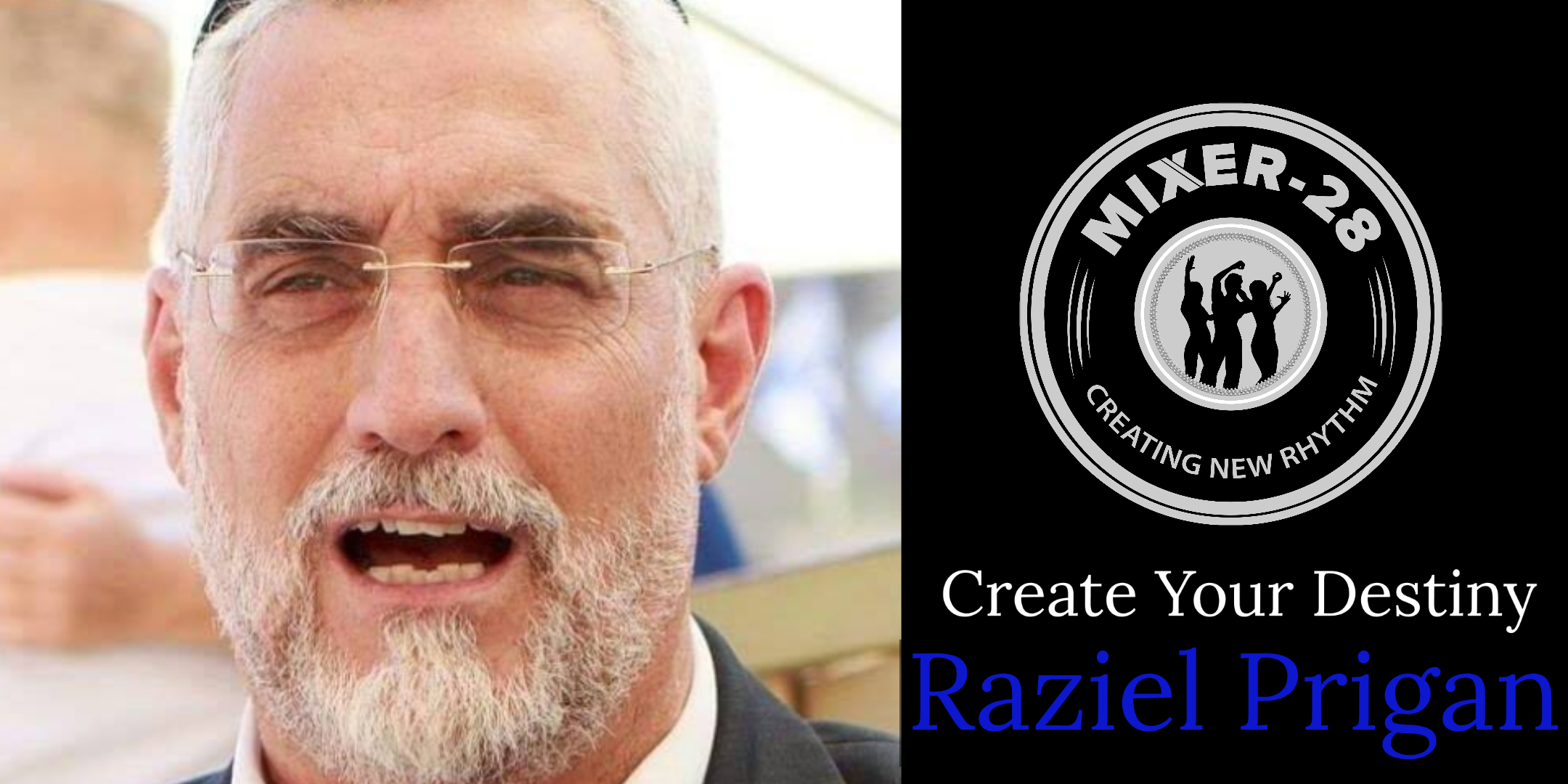 Raziel Prigan- Create Your Destiny